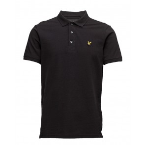 Lyle & Scott - Polo Shirt in Black
