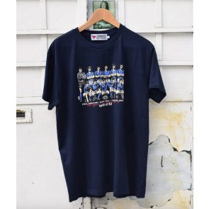 "Terraces - ""SPIRIT OF 82"" T-Shirt in Blue"