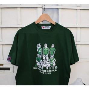 """Terraces - """"MES QUE UN CLUB"""" (Green)"""
